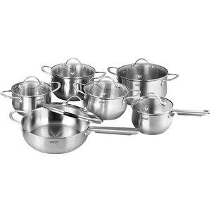 Набор посуды из 12 предметов Vitesse Melanie (VS-2063) набор посуды 3 предмета vitesse black and white vs 2900