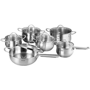 Набор посуды из 12 предметов Vitesse Melanie (VS-2063) набор посуды vitesse vs 1043