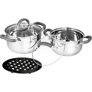 Набор посуды из 5 предметов Vitesse Ines (VS-2064) набор кухонной посуды vitesse vs 2010 2011 2012