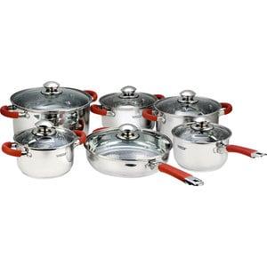 все цены на  Набор посуды из 12 предметов Vitesse (VS-9012)  онлайн