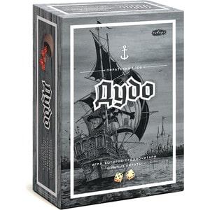 Фотография товара настольная игра Сквирл Дудо (ДУД009) (721233)