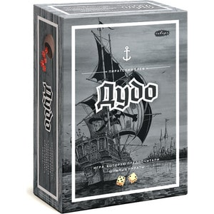 Настольная игра Сквирл Дудо (ДУД009)