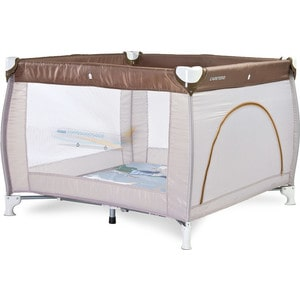 Манеж Caretero TRAVELER BEIGE (бежевый) (TERO-398) caretero sonata purple