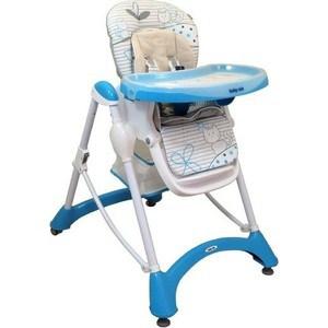 Стульчик для кормления BabyMix TOM BLUE, голубой (UR-YQ-198 BLUE)