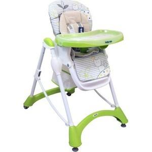 Стульчик для кормления BabyMix TOM GREEN, зеленый (UR-YQ-198 GREEN)
