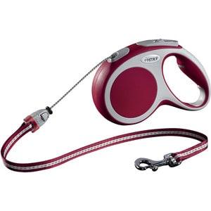 Рулетка Flexi VARIO М трос 5м красная для собак до 20кг тонус эласт бюстгальтер алена послеродовый 80c белый