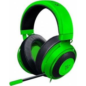 Игровые наушники Razer Kraken Pro V2 Oval Green