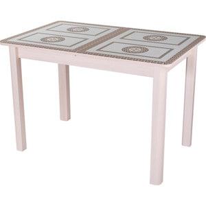 Стол Домотека Гамма ПР (МД ст-71 04 МД) стол с ящиками витра 19 71