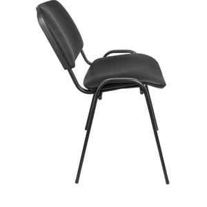 Стул Алвест ИЗО, к/з 311 черный, к-с черный шатура стул марио м венге к з белый