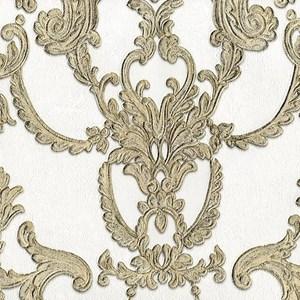 Обои винил на флизе Emiliana Parati LEVANTE OVK 2-й set декор белый (71933EP) 1.06х10м.