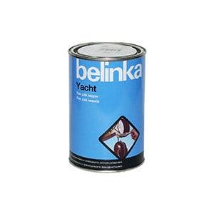 Лак яхтный BELINKA YACHT полуматовый 0,9л. цена
