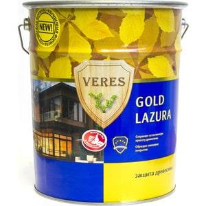 Антисептик для дерева VERES GOLD LASURA№ 1 бесцветный 10л. цена и фото