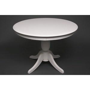 Фотография товара стол обеденный TetChair LEONARDO белый (722323)