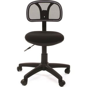 Офисное кресло Chairman 250 черный офисное кресло chairman 659 terra черный матовый тем орех