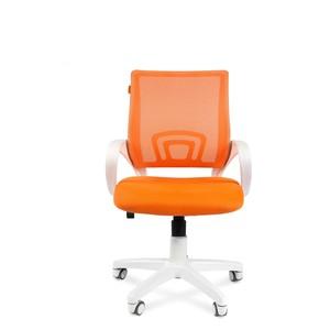 Офисное кресло Chairman 696 белый пластик TW-16/TW-66 оранжевый supra mw g2119 tw