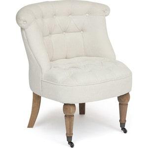 Кресло TetChair Bunny (mod. CC1202) слоновая кость/ Miss-01 цена