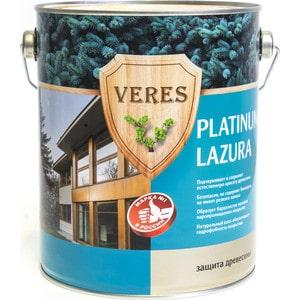 Антисептик для дерева VERES PLATINUM LAZURA № 2 сосна 2.7л. антисептик для дерева veres platinum lazura 2 сосна 2 7л