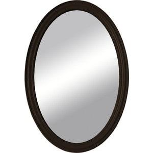 Зеркало Etagerca Leontina ST9333ETG/BLK овальное