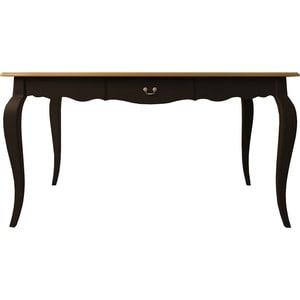 Стол обеденный Etagerca Leontina ST9337M/ETG/BLK стол etagerca leontina круглый st9352s etg l