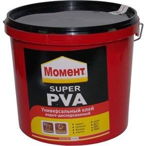 Клей ПВА Момент SUPER PVA 30кг. мел мтд 2 30кг