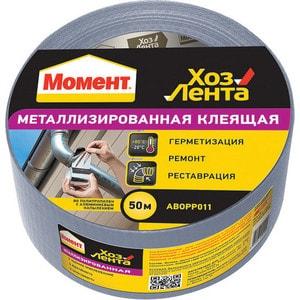Скотч Момент хоз.лента метализированная 48мм. х 50м. от ТЕХПОРТ