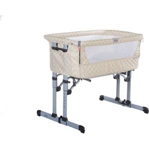 Колыбель для детей с рождения Zibos ALA Quadra Cream стойка для гантелей aerofit rk ala 9830