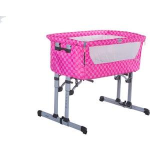 Колыбель для детей с рождения Zibos ALA Quadra Pink стойка для гантелей aerofit rk ala 9830