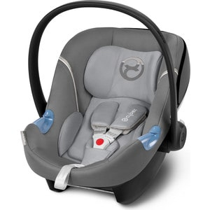 Автокресло Cybex Aton M Manhattan Grey (517000673) рубашка river island river island ri004ewpsf71