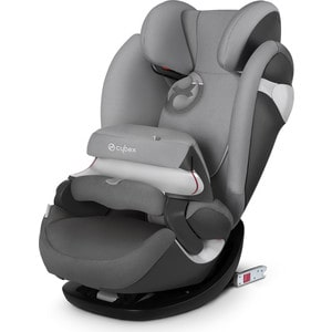 Автокресло Cybex Pallas M-Fix Manhattan Grey (517000181) cybex автокресло juno 2 fix 9 18 кг cybex manhattan grey 2016