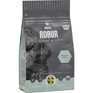 Сухой корм BOZITA ROBUR Mother & Puppy 30/15 с крокетами маленького размера для щенков, юниоров, беременных и кормящих собак 14кг (14542) сухой корм bozita robur mother