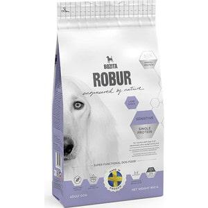Сухой корм BOZITA ROBUR Sensitive Single Protein Lamb & Rice 23/13 с ягненком и рисом для собак с чувствительным пищеварением 950г (14824) сухой корм трапеза lamb