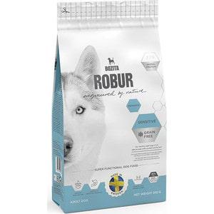 Сухой корм BOZITA ROBUR Sensitive Grain Free Reindeer 26/16 беззерновой с мясом оленя для собак с чувствительным пищеварением 950г (24211)