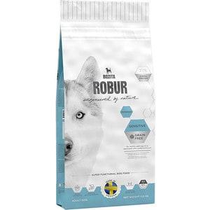 Фото Сухой корм BOZITA ROBUR Sensitive Grain Free Reindeer 26/16 беззерновой с мясом оленя для собак с чувствительным пищеварением 11,5кг (24231)