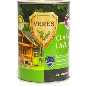 Антисептик для дерева VERES CLASSIC LAZURA № 2 сосна 0.9л. антисептик для дерева veres platinum lazura 2 сосна 2 7л