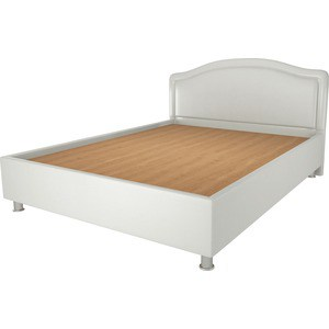 Кровать OrthoSleep Арно lite жесткое основание Сонтекс Милк 90х200