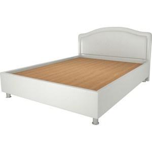Кровать OrthoSleep Арно lite жесткое основание Сонтекс Милк 160х200 кровать orthosleep арно lite ортопед основание сонтекс милк 200х200