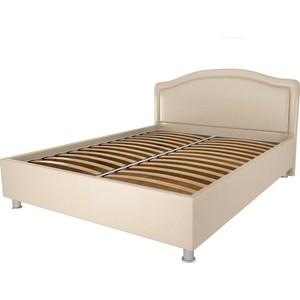 Кровать OrthoSleep Арно lite ортопед.основание Сонтекс Беж 160х200 кровать orthosleep арно lite жесткое основание сонтекс беж 160х200
