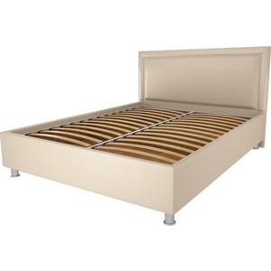Кровать OrthoSleep Кьянти lite ортопед.основание Сонтекс Беж 80х200 кровать orthosleep кьянти lite механизм и ящик сонтекс беж 90х200