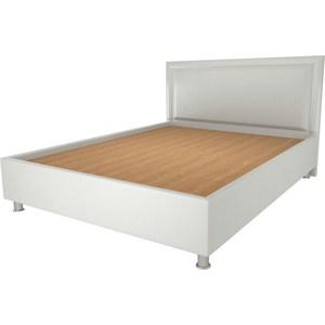 Кровать OrthoSleep Кьянти lite жесткое основание Сонтекс Милк 120х200 кровать orthosleep арно lite жесткое основание сонтекс умбер 200х200