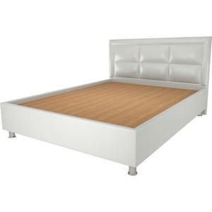 Кровать OrthoSleep Сполето lite жесткое основание Сонтекс Милк 200х200 кровать orthosleep сполето lite ортопед основание сонтекс милк 90х200