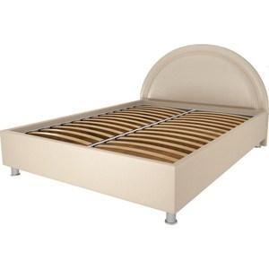 Кровать OrthoSleep Градо lite ортопед.основание Сонтекс Беж 80х200 кровать orthosleep арно lite механизм и ящик сонтекс умбер 80х200