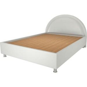 Кровать OrthoSleep Градо lite жесткое основание Сонтекс Милк 160х200 кровать orthosleep арно lite жесткое основание сонтекс умбер 200х200