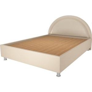Кровать OrthoSleep Градо lite жесткое основание Сонтекс Беж 200х200 кровать orthosleep арно lite жесткое основание сонтекс умбер 200х200