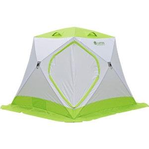 Палатка для зимней рыбалки Лотос Куб Профессионал М