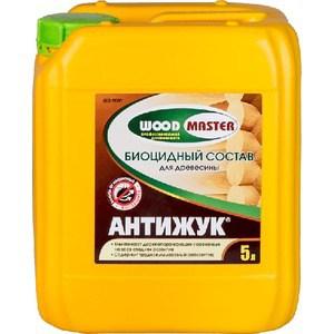 Биоцидный состав РОГНЕДА АНТИЖУК WOOD MASTER 5л.