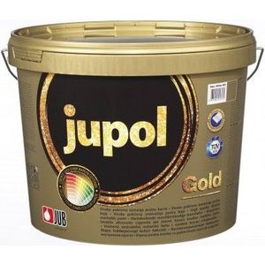 Краска в/д JUB JUPOL GOLD для внутр.работ моющаяся база А 0.75л.
