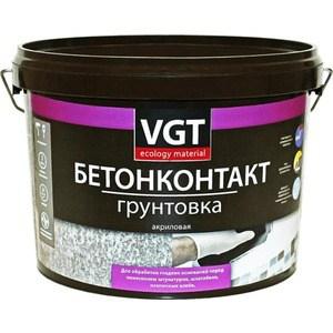 Грунтовка VGT бетонконтакт 8кг.