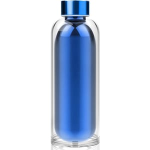 Термобутылка  0.5 л Asobu Escape the bottle голубая (SP02 blue) термобутылка 0 51 л asobu central park travel bottle золотистая sbv17 gold silver