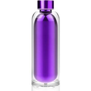 Термобутылка  0.5 л Asobu Escape the bottle фиолетовая (SP02 purple) quisisana palace 5 карловы вары