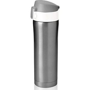 Термокружка  0.45 л Asobu Diva cup серая (V600 smoke-white) dashing diva no blend tip white